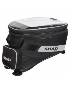 Bolsa Depósito Expandible Shad SL23B con capacidad de 14 a 23 litros
