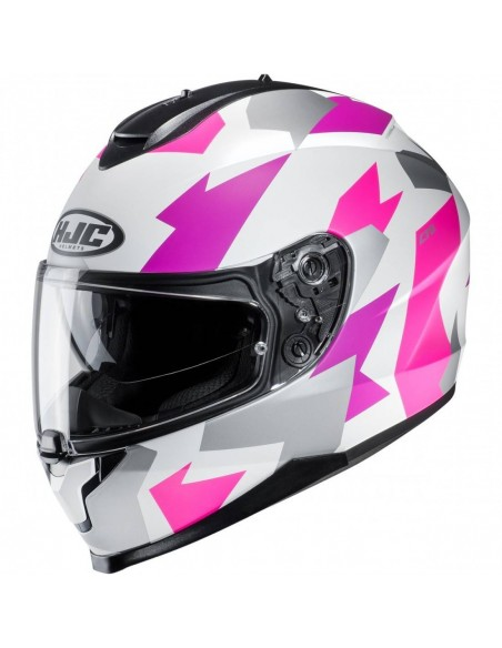 Casco HJC C70 Valon MC8SF