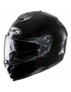 Casco HJC C70 Sólido Negro