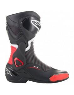 Botas Alpinestars SMX-6 V2 | Negras y rojas