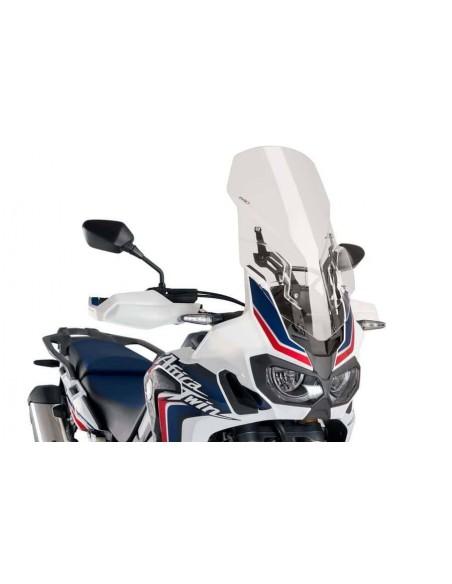 Cúpula Touring Puig para Honda CRF1000L Africa Twin 2017 | Transparente