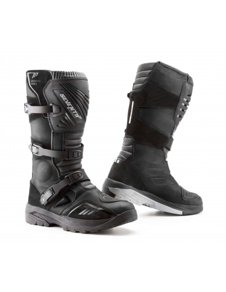 Botas Seventy Degrees SD-BA4 | Negras