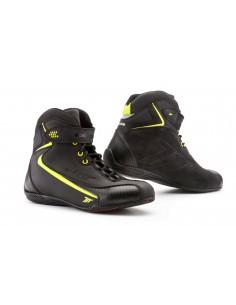 Botas Seventy Degrees SD-BC6 | Negro y amarillo fluor