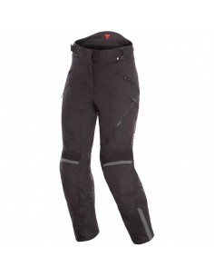 Pantalones Dainese Tempest 2 Lady D-Dry | Negro y ébano