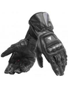Guantes Dainese Steel-Pro Negros y antracita
