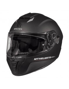 Casco MT Blade 2 SV Solid A1 | Negro