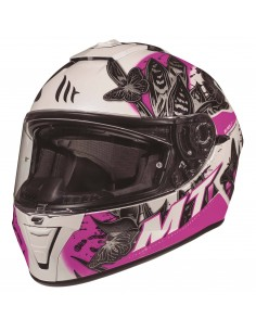 Casco MT Blade 2 SV Breeze D8 | Rosa