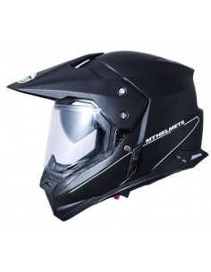 Casco MT Synchrony Duo Sport SV Solid | Negro mate