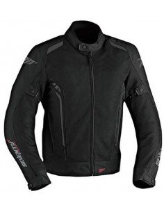 Chaqueta Seventy Degrees SD-JT32 Racing / Touring | Negra y gris