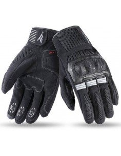 Guantes Verano Seventy Degrees SD-T6 Touring | Negros