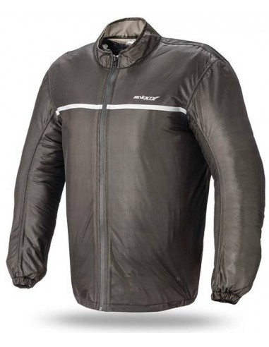 Impermeable Hombre Seventy Degrees SD-A3 | Negro