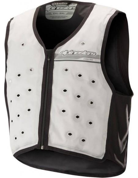 Alpinestars Cooling Vest | Gris claro y gris oscuro