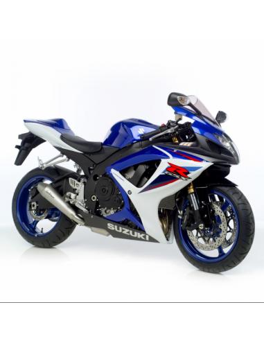 Suzuki Gsxr 600 >> Escape Leovince Gp Style Suzuki Gsx R 600 750 06 07