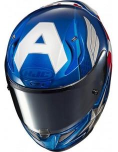 Casco HJC RPHA 11 Captain America Marvel MC2
