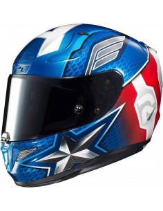 Casco HJC RPHA 11 Captain America Marvel MC2