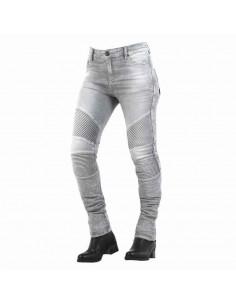 Pantalones Vaqueros Overlap Stradale | Gris claro