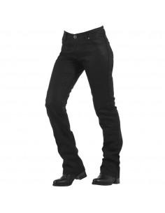 Pantalones Vaqueros Overlap Donington | Negro encerado