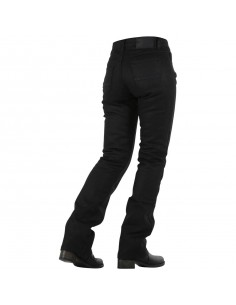 Pantalones Vaqueros Overlap Donington   Negro encerado