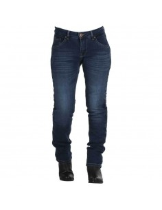 Pantalones Vaqueros Overlap City Lady | Smalt