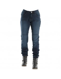 Pantalones Vaqueros Overlap City Lady | Navy