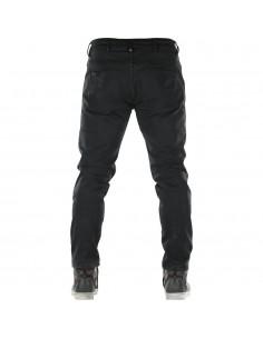 Pantalones Vaqueros Overlap Danny | Negro