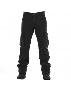 Pantalones Vaqueros Overlap Carpenter | Negro Vintage