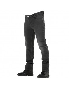 Pantalones Vaqueros Overlap Monza | Gris gastado