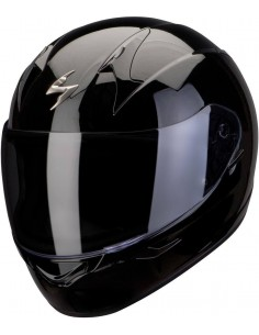 Casco Scorpion Exo-390 Solid | Negro