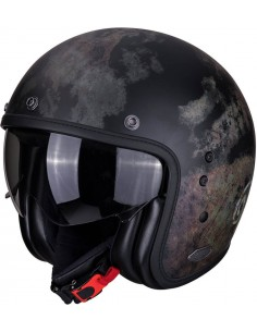 Casco Scorpion Belfast Tempus | Negro