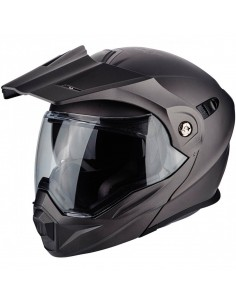 Casco Scorpion ADX-1 Solid | Mate - Antracita