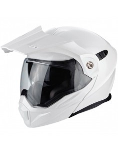 Casco Scorpion ADX-1 Solid | Blanco perla