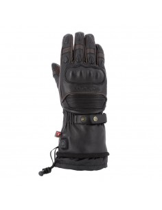 Guantes Calefactables Overlap Warmer | Negro