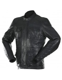 Chaqueta Overlap Maverick | Midnight