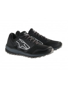 Zapatillas Alpinestars Meta Trail | Negro y gris
