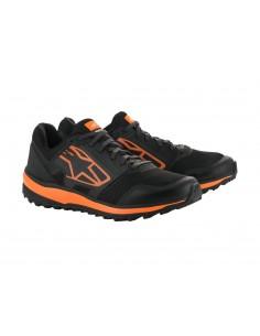Zapatillas Alpinestars Meta Trail | Negro y naranja