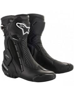 Botas Alpinestars SMX Plus V2 Gore-Tex | Negro y plata