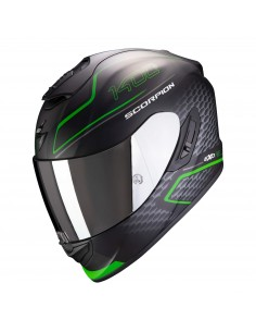Casco Scorpion Exo-1400 Air Galaxy | Mate-Verde