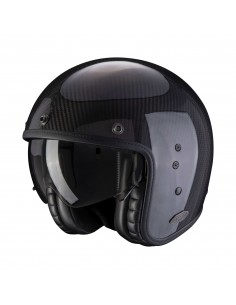 Casco Scorpion Belfast Carbon | Negro