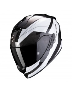 Casco Scorpion Exo-1400 Carbon Air Legione | Blanco