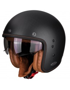 Casco Scorpion Belfast Carbon | Carbono mate