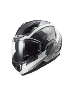 Casco LS2 FF900 Valiant II Orbit | Titanio