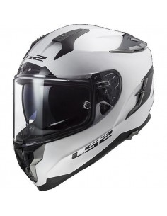 Casco LS2 FF327 Challenger HPFC Solid | Blanco