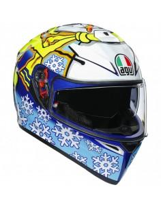 Casco AGV K3 SV Rossi Winter Test 2016 | VR46
