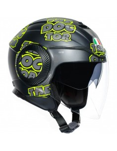 Casco AGV Orbit Doc 46 | VR46