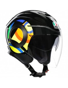 Casco AGV Orbit Sun&Moon | VR46