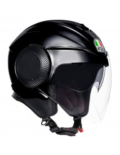 Casco AGV Orbit Monocolor | Negro mate