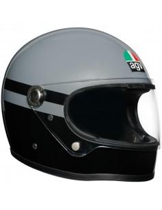 Casco AGV X3000 Superba | Gris y negro