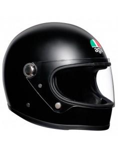 Casco AGV X3000 Monocolor | Mate-Negro