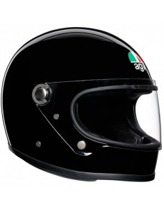 Casco AGV X3000 Monocolor | Negro