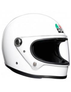 Casco AGV X3000 Monocolor | Blanco